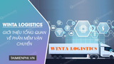 Introducing Winta Logistics solutions and software