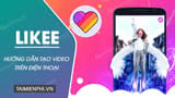 How to install and use Likee application to create videos