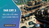 Configuration of gaming Far Cry 3 does not jerky lag
