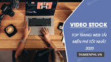 Top 5 best free stock video download sites 2020