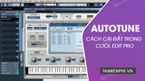 How to install Auto Tune in Cool Edit Pro