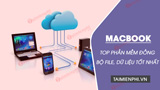 Top file and data sync software for Mac