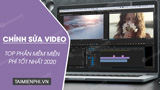 Top 5 best free video editing software 2021