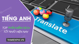 Top best English translation software today