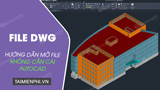 How to open a DWG file without AutoCAD installed