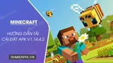 How to download and install APK Minecraft v1.14.2.50 for free