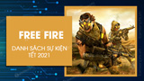 List of Tet 2021 events in Garena Free Fire