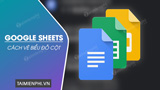 How to plot bar charts in Google Sheets