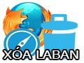How to remove laban.vn from Firefox web browser