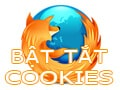 Turn cookies on and off in Firefox, enable cookies in Firefox