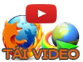 Download YouTube videos using IDM on the Firefox web browser