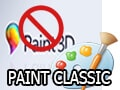 Use Paint Classic instead of Paint 3D on Windows 10