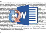 Convert images to Word