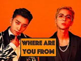Lyrics of the song Where RU From, Seungri