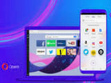 Opera Touch for iOS comes with a built-in virtual wallet