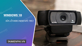 How to fix Webcam lost, hang on Windows 10