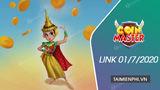 Link Collect Spin Coin Master Free dated July 1, 2020