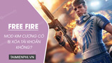 Can Free Fire diamond mod be permanently deleted?