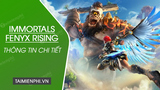Microsoft Store revealed details about Ubisoft's Immortals Fenyx Rising
