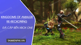 Kingdoms of Amalur Re-Reckoning has arrived at Xbox One