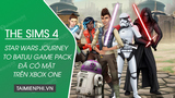 The Sims 4 Star Wars Journey to Batuu Game Pack is now available on Xbox One