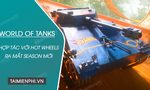 World of Tanks partnered with toy brand Hot Wheels to launch a new Season