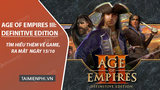Learn more about Age of Empires III Definitive Edition, available October 15