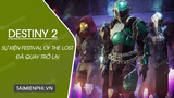 The Festival of the Lost event returned to Destiny 2 for a limited time