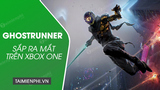 Ghostrunner is coming to Xbox One soon with Smart Delivery support for Xbox Series X | S