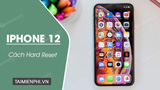 How to Hard Reset iPhone 12 devices