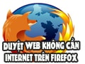 Browse the Web Offline in Firefox with Offline Mode, no internet needed