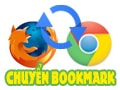 Transfer bookmarks, backup, import bookmarks from Firefox to Chrome