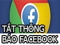 How to turn off Facebook notifications on Google Chrome