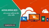 Active Office 2019 way, activate copyright permanently