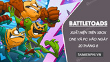 Game Battletoads will launch on Xbox One and PC on August 20