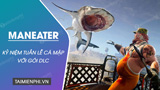 Maneater celebrates Shark Week with the free DLC bundle on Xbox Store