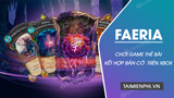 Build your own world in the Faeria card game available on Xbox One