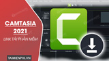 Link to download Camtasia 2021 for Windows and Mac computers