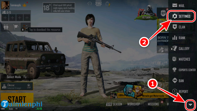 how to play pubg mobile titans last stand 3